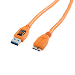Cable TetherPro USB 3.0 A male a micro-B 4.6m