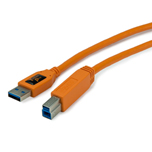TetherTools cable USB 3.0 SuperSpeed de A a B 4.6m