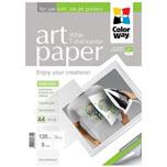 ColorWay papel Art T-Shirt transfer A4 120gr (5 hojas)