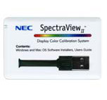 Licencia de Software SpectraView II (USB)