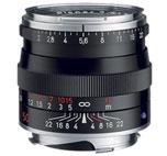 Objetivo Zeiss Planar T*2/50 ZM negro para montura Leica M