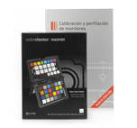 ColorChecker Passport + libro calibrar el monitor