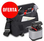 Bolsa Manfrotto Stile Plus Allegra 30 Negra