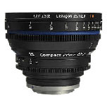 Objetivo Zeiss Compact Prime CP.2 EF 25/T2,9