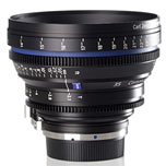 Objetivo Zeiss Compact Prime CP.2 EF 35/T2,1