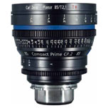 Objetivo Zeiss Compact Prime CP.2 EF 85/T2,1