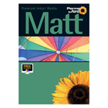 Papel Permajet Double Sided Matt 250 gr. A3 (50 folios)