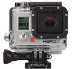 HD HERO3 Silver Edition