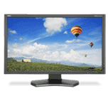 Monitor NEC MultiSync PA272W BK panel 10 bit