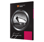 TECCO: PHOTO FineArt CS350 Canvas Satin Din A4 (10 hojas)