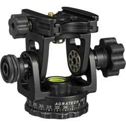 Acratech Long lens heads (fixed clamp)