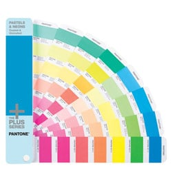 PANTONE Pastels and Neons Coated y Uncoated GG1504