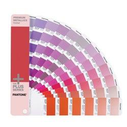 Guia Pantone Premium Metallics Coated