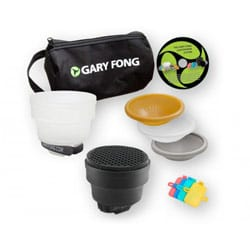 Gary Fong kit LightSphere Fashion plegable