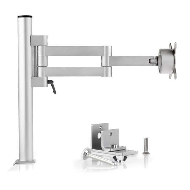 Pack brazo articulado 5 aluminio