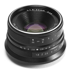 7 Artisans 25mm F1.8 Sony E Mount (APS-C)