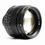 7Artisans M50mm F1.1 para Leica M negro