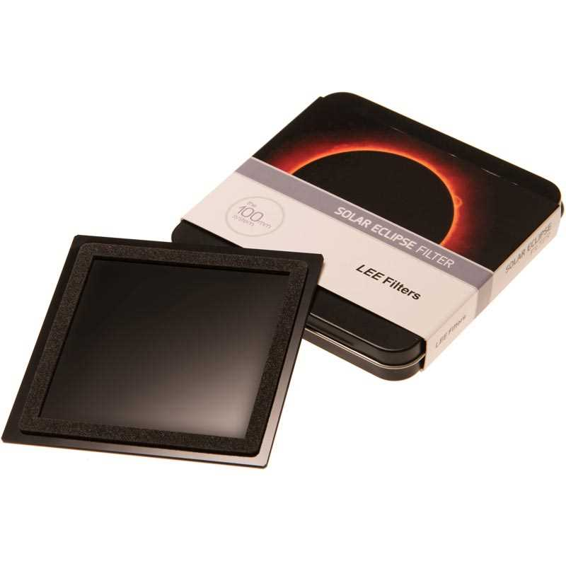 LEE Filters Filtre Solar Eclipse 100x100mm