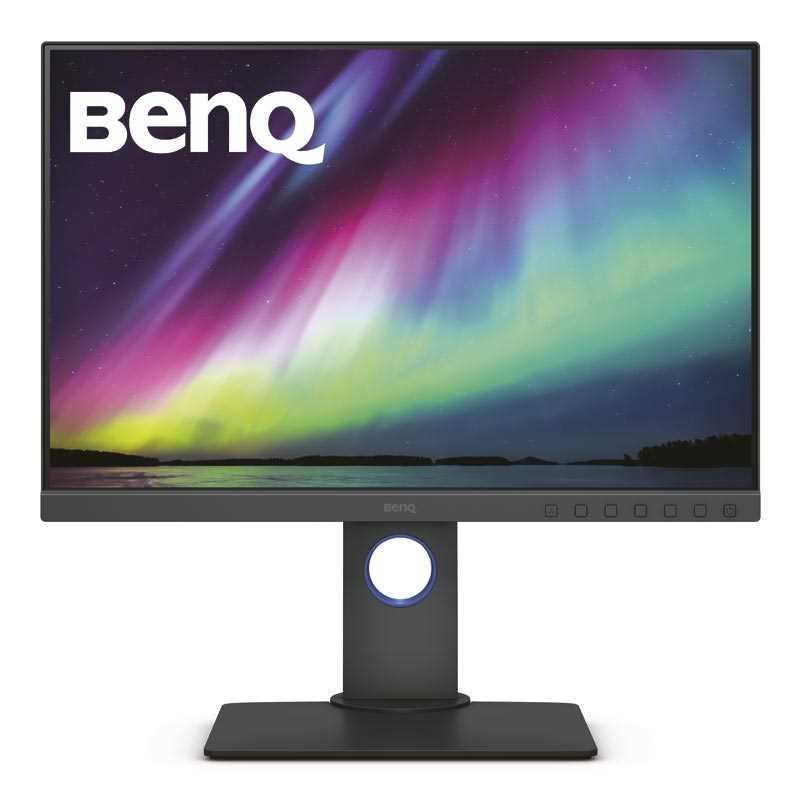 Monitor BenQ SW240 PhotoVue