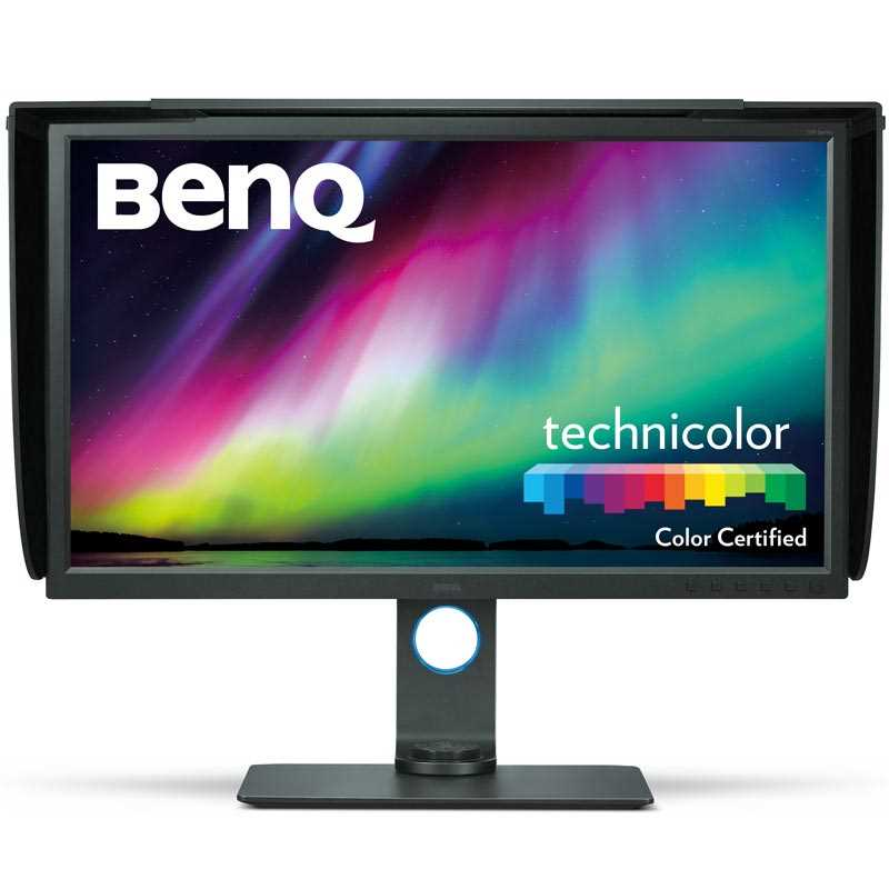 BenQ SW320 monitor LCD IPS 32 pulgadas 4K (producto obsoleto)