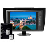 Monitor Eizo Coloredge CS2731 calibrador i1 Display PRO y visera