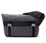 Red Label Bolsa Messenger gris