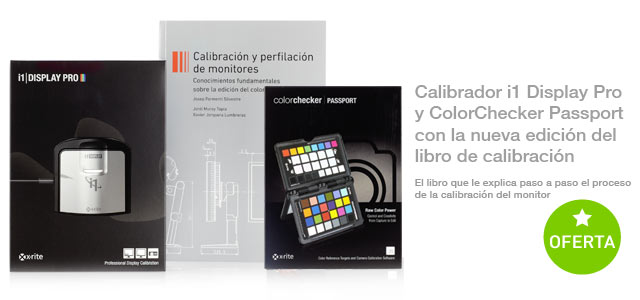 calibrar el monitor i1 display pro