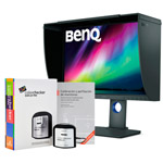 Monitor BenQ SW271C 4K UHD HDR con i1 Display