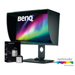 Monitor BenQ SW271 4K UHD con HDR + i1 Display