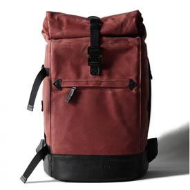 Mochila Compagnon The backpack - rojo y negro