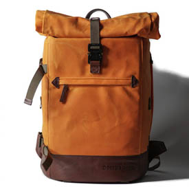 Mochila Compagnon The backpack - naranja y marrón