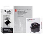 Spyder5Elite + SpyderCube + Calibración y Perfilación de monitores