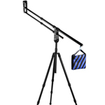 ALUMINUM MINI JIB ARM WITH PHOTO TRIPOD