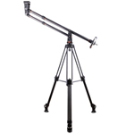 ALUMINUM MINI JIB ARM KIT WITH AT7402A VIDEO TRIPOD