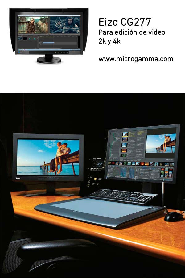 monitor video cg277