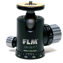 Rótula FLM de placa simple CB-32F II
