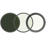 Haida NanoPro Interchangeable Magnetic Variable ND Filter 58 mm