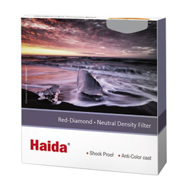 Haida Red-Diamond ND Kit 3 filtros 100x100mm