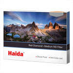 Haida Red-Diamond Medium ND Kit 100x150mm