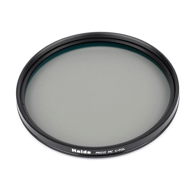 Filtro Haida PROII Multi-coating polarizador Circular de 62 mm