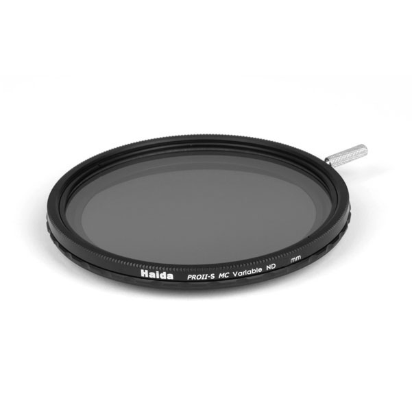 Filtro Haida PROII-S Multi-coating Super Wide Angle VARIABLE ND 58mm