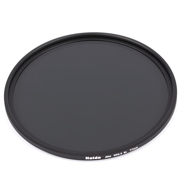Haida Slim Neutral Density Filters at 0.9 de 82 mm