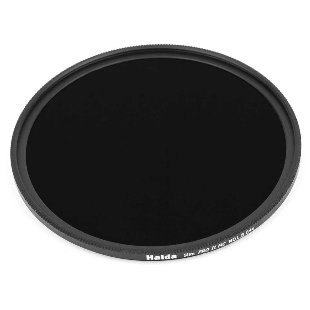 Haida Slim PROII Multi-coating Neutral Density Filter at 1.8 72mm