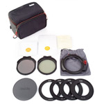 Portafiltros Haida M10 filtros ND y degradados 0.9 soft y drop in 0.9