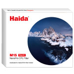 Haida M15 Magnetic Nano-coating CPL Filter