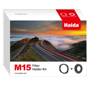Haida M15 Kit for Fujifilm XF 8-16mm F2.8 R LM WR Lens