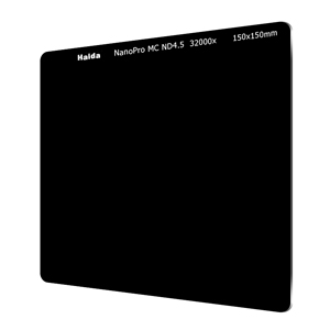 Haida NanoPro MC ND4.5 (32000x) Optical Glass Filter 150x150mm