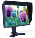 Monitores LaCie, calibrables por hardware
