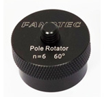 Pole Rotator 60 degree stops (F7118)