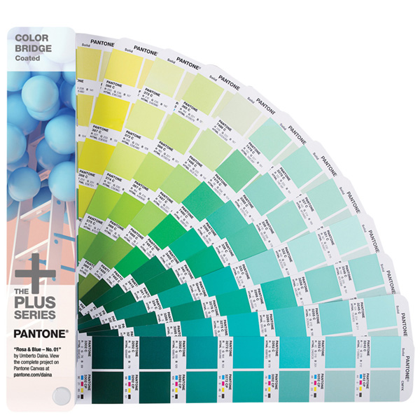 Guía Pantone COLOR BRIDGE Coated GG6103N